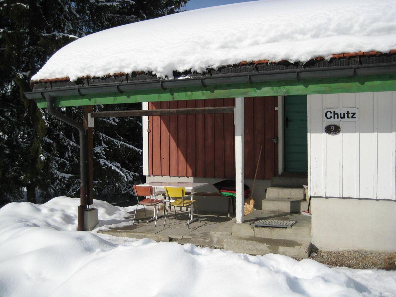 Ferienhaus Chutz / Fam. Grüninger