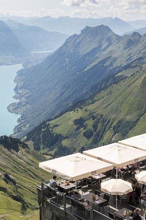 Gipfel-Restaurant Rothorn