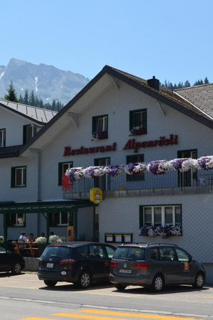 Restaurant Alpenrösli