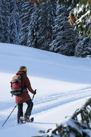 Schneeschuhtrail Golfplatz Flühli - Sörenberg