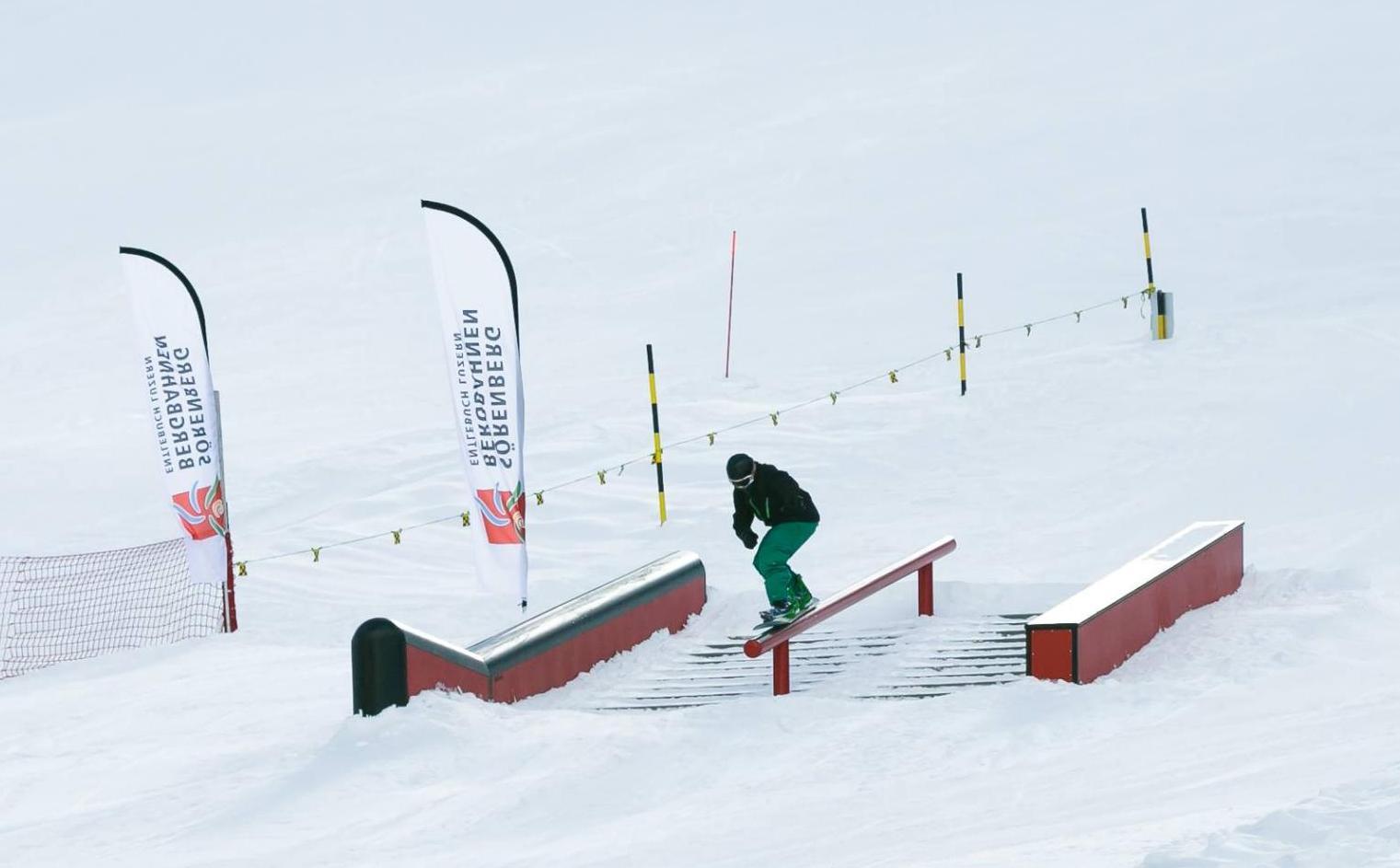 Freestyle-Line Sörenberg - Stairset