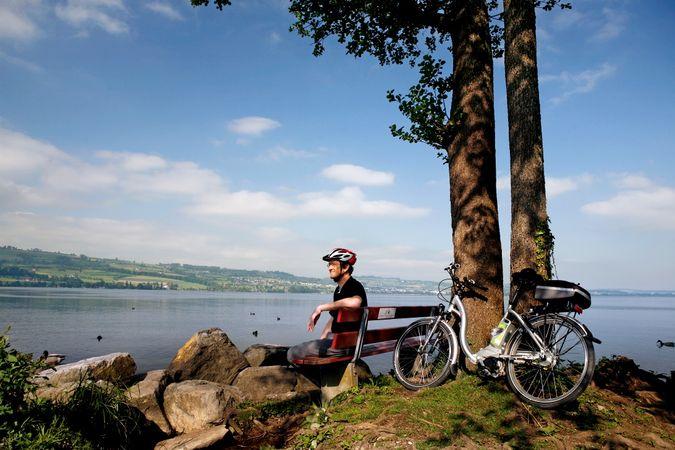 E-Bike Genuss-Tour Rund um die Rigi