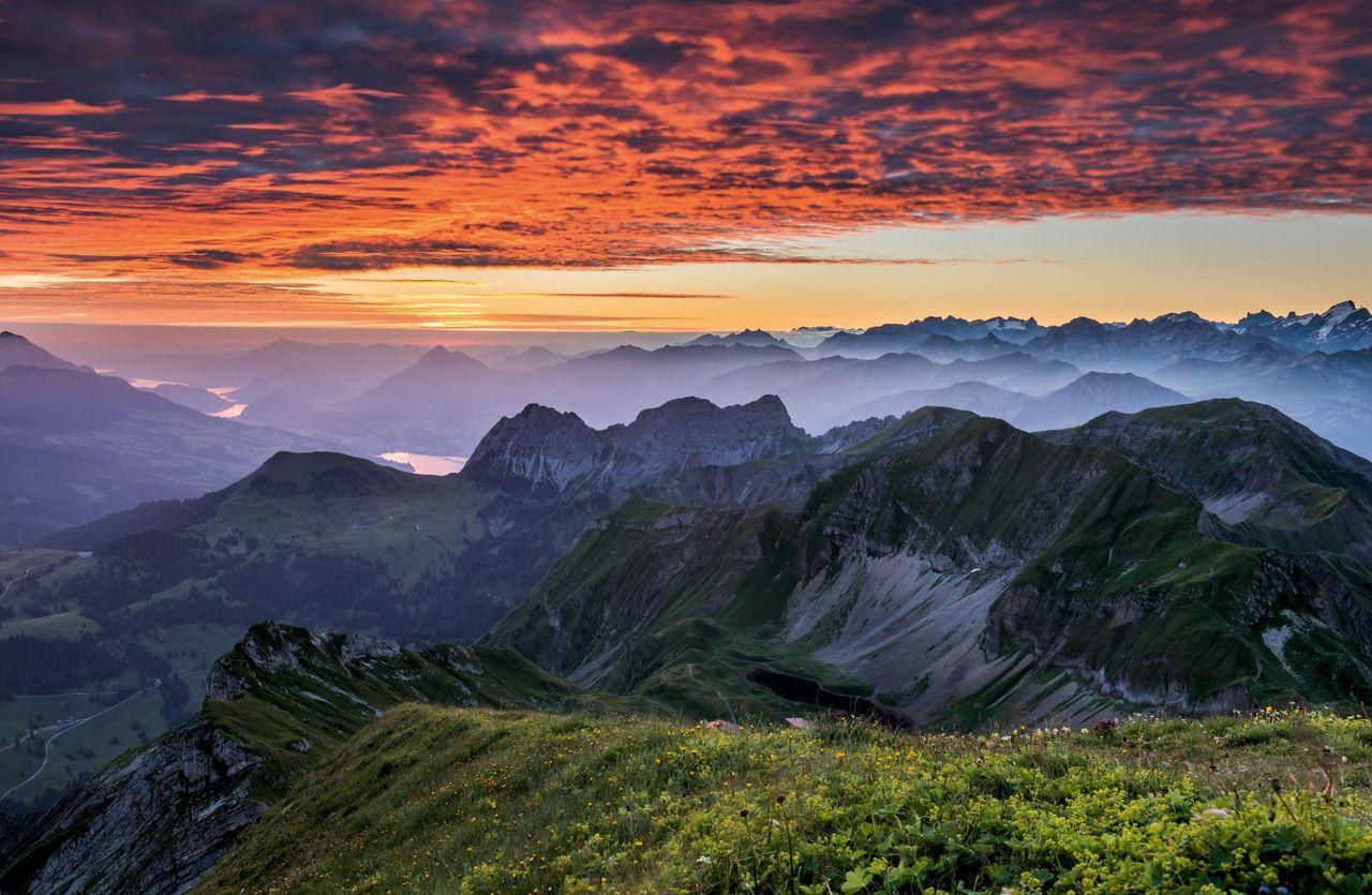 Sonnenaufgangsfahrt - Brienzer Rothorn