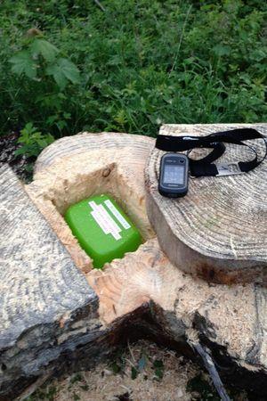 GPS-Schatzsuche