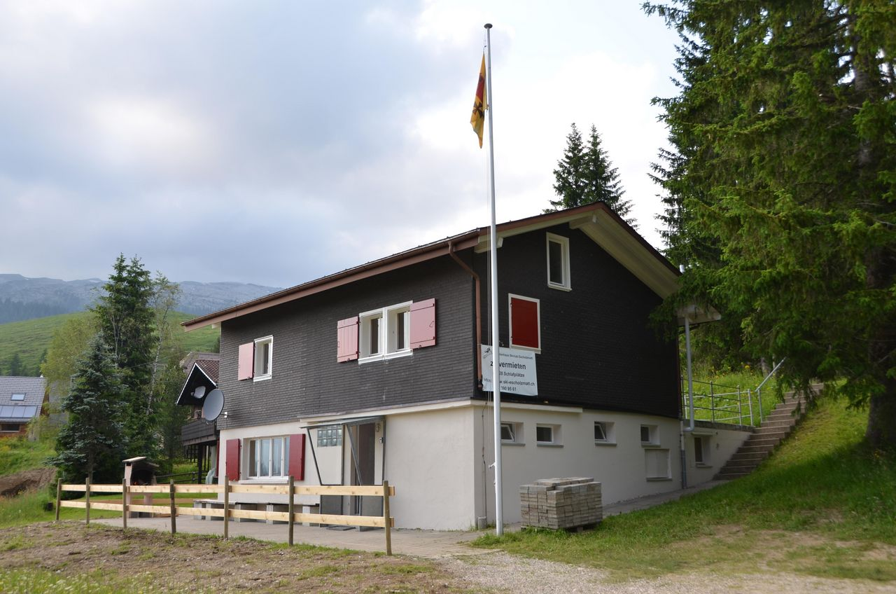 "Gruppenunterkunft ""Wagliseiboden"" / Skiclub E'matt"