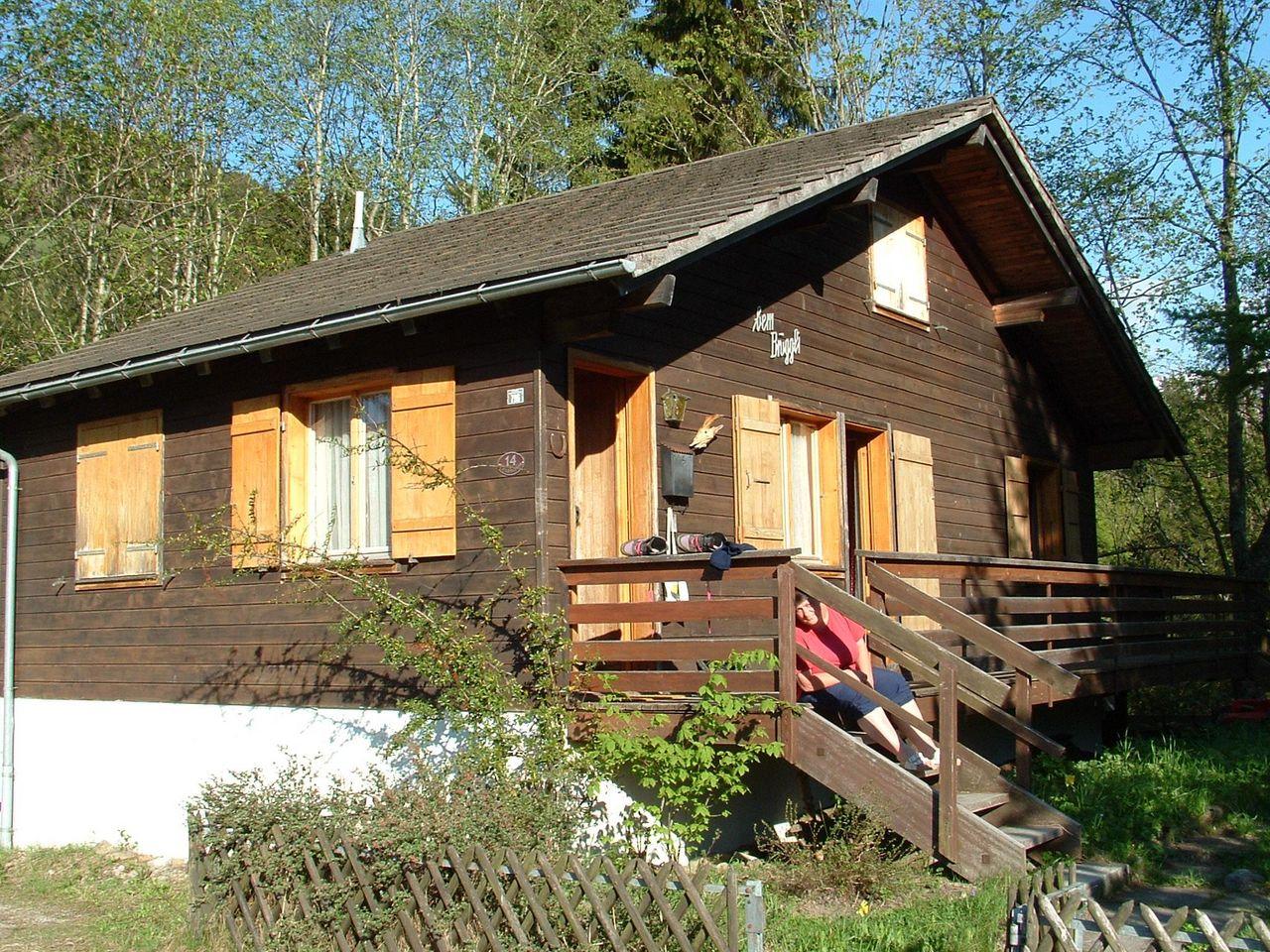 Ferienhaus Bem Brüggli / Fam. Schluth