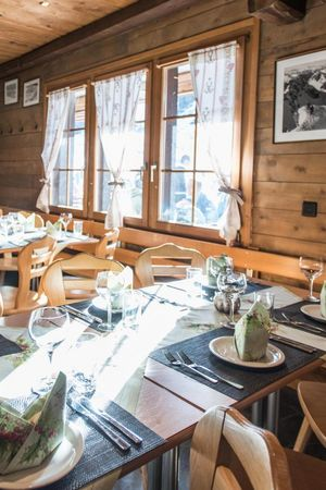 Ski-Hütte Schwarzenegg