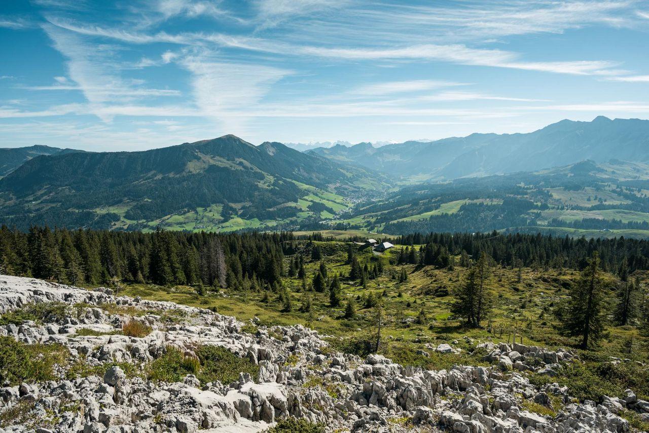 Flower Walk – Über die Schratteflue nach Kemmeribodenbad