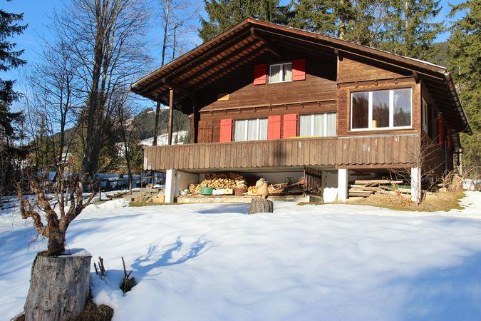 Ferienhaus Föhrli am Weiher/ Fam. Wittwer