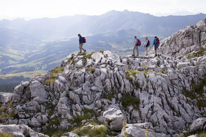 Hirsegg - Schrattenfluh - Rossweid - Sörenberg