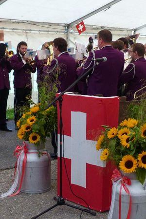 1. August Bundesfeier in Sörenberg