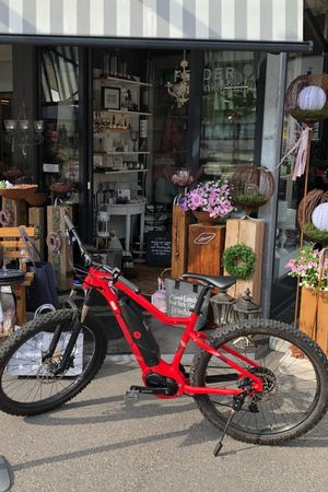 E-Bikevermietung