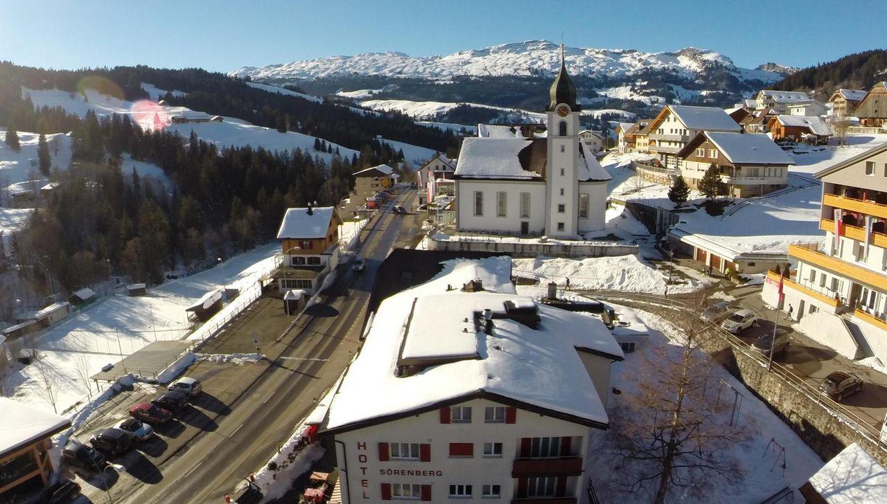 Dorf Sörenberg