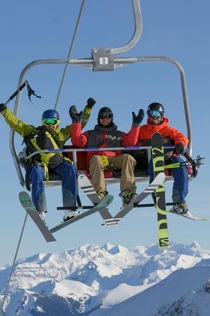 Tarife Gruppen und Firmen Winter