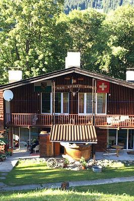 Pension Free Spirit Lodge