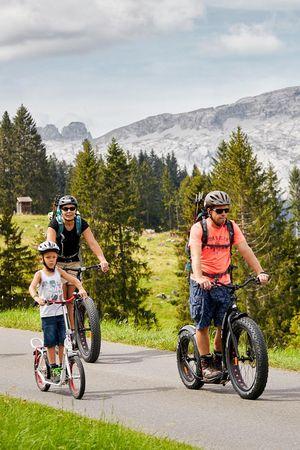 Bikeboard Erlebnis
