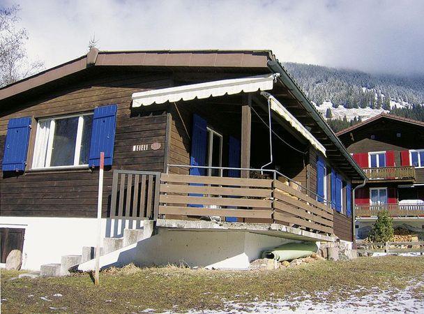 Ferienhaus Chalet Meieli / Fam. Hurni