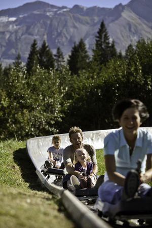 Sommerrodelbahn Rischli