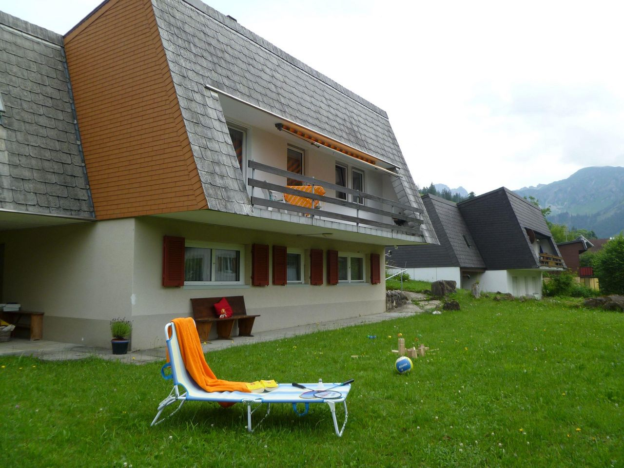 Ferienwohnung Reanchme (oben) / Fam. Meier