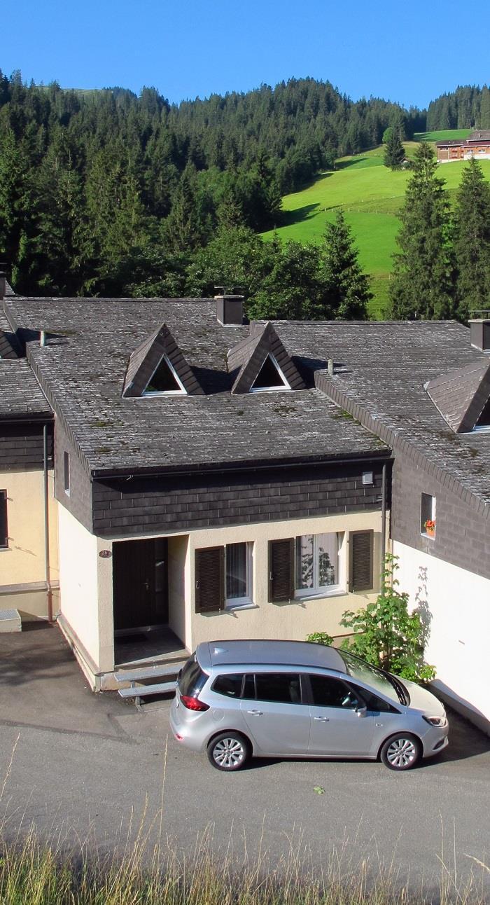 Ferienhaus Im Weidli 26 / Fam. Buser