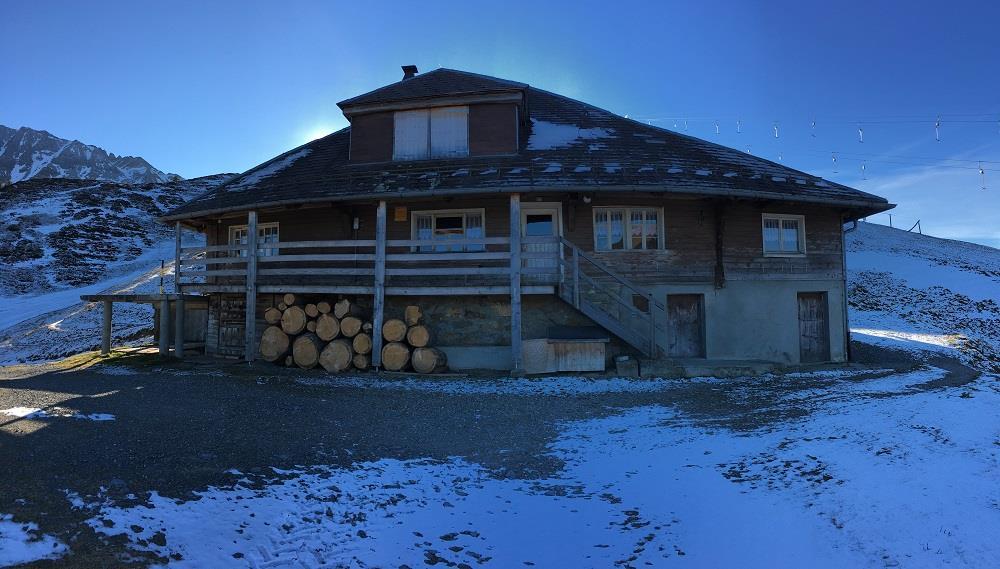 "Gruppenunterkunft ""Schwarzenegghütte"""