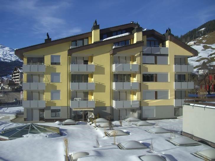 Ferienwohnung Rothorn-Center B / Fam. Wigger