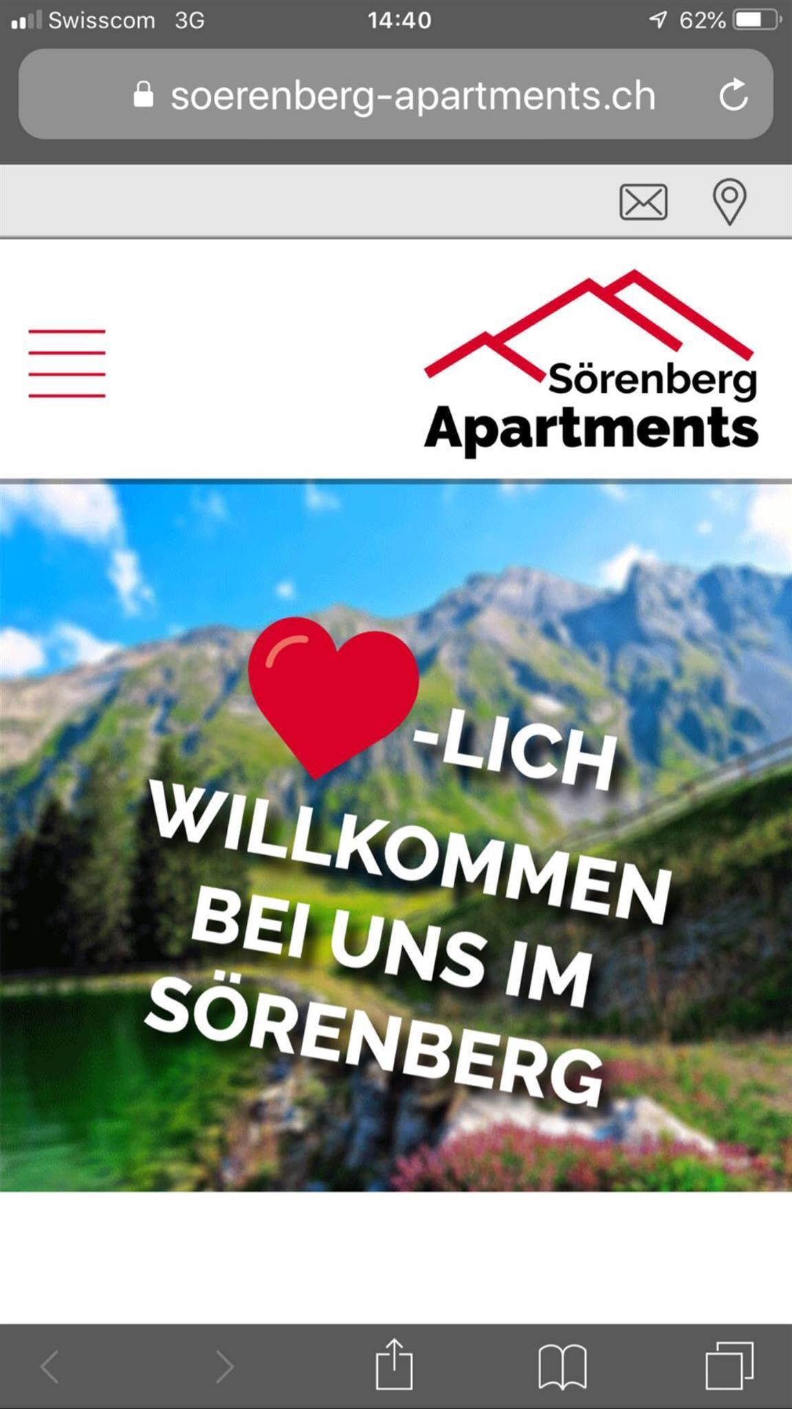Ferienwohnung Sörenberg Apartmens S.Emmenegger