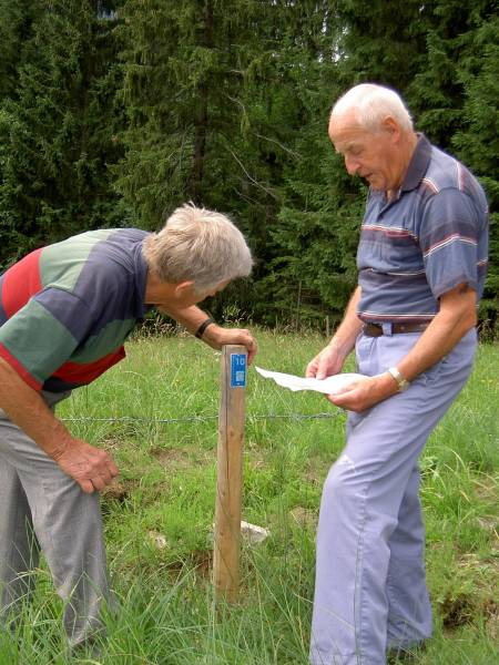 Moorlandschaftspfad: Hilferenpass